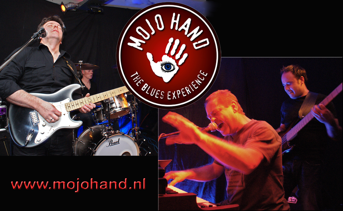 Photo of bluesband Mojo Hand