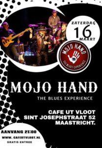 Mojo Hand @ Ut Vloot